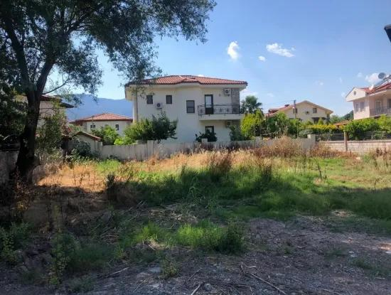 Plot 514 M2 Land For Sale In Dalyan Muğla