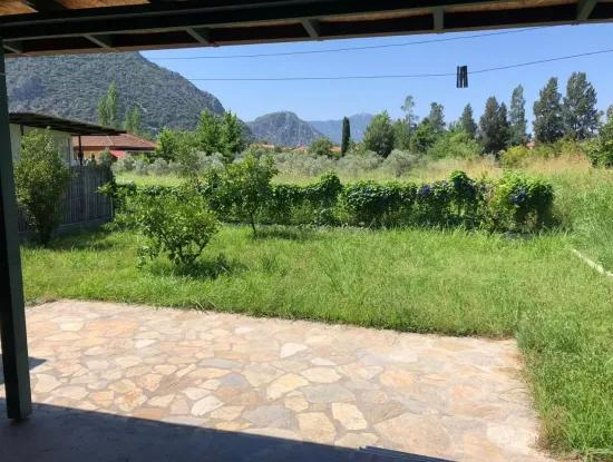Detached House For Sale In Dalyan Muğla, 120 M2