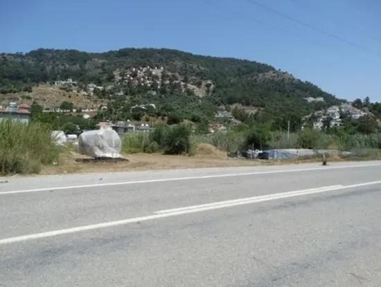 409 M2 Of Commercial Zoned Land For Sale In Sarigerme Oriya