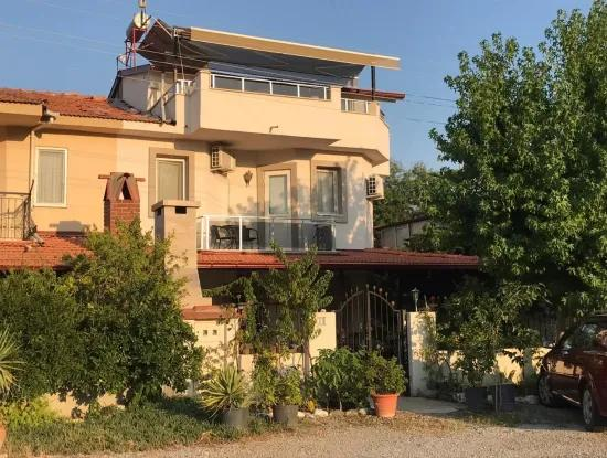 Fully Furnished Detached House For Sale In Dalyan