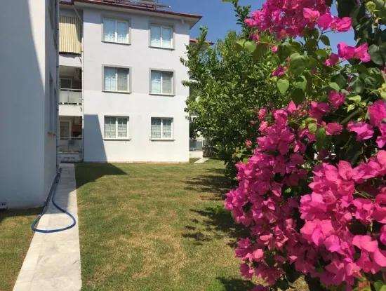 Apartment With Swimming Pool For Rent In Ortaca