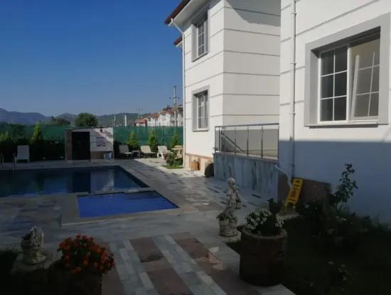 Apartment With Pool For Rent In Ortaca
