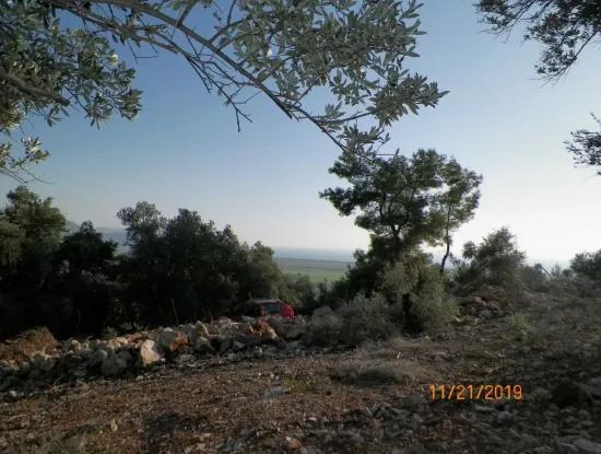 Fevziye Land For Sale With Sea View