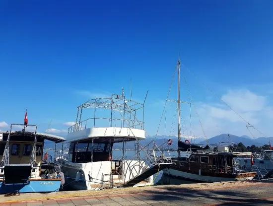 Beachfront Bargain Shops For Sale In Fethiye