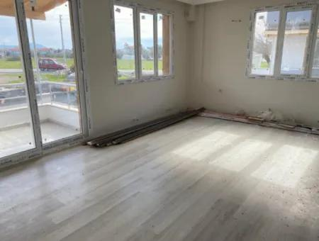 Ortaca Karaburun 90 M2 2 1 Zero Ground Floor Apartment