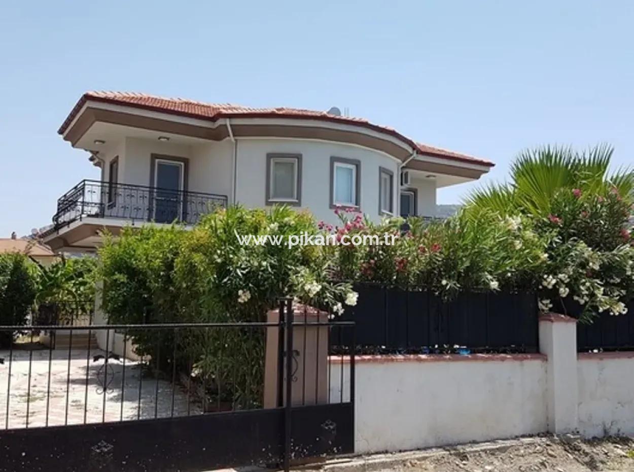 Dalyanda Satılık Yüzme Havuzlu Müstakil Villa
