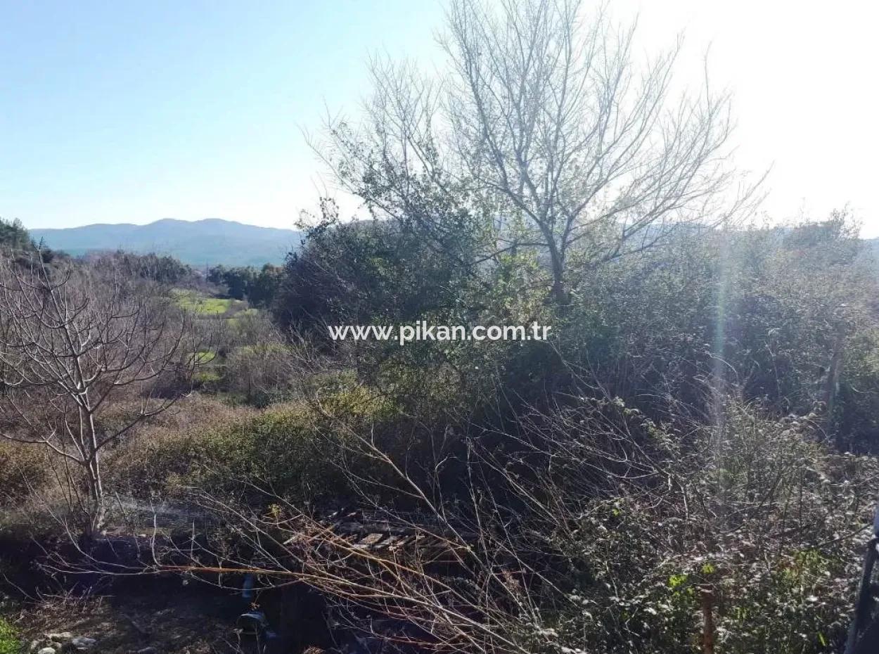 Ula Kızılyaka Da Satılık Kelepir Konut Arsası