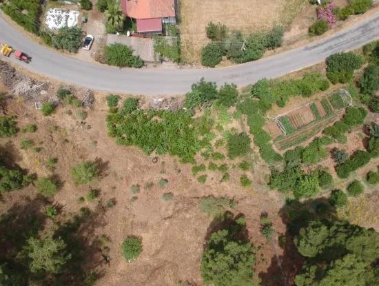 Ortaca Tepearasında Satılık Arazi