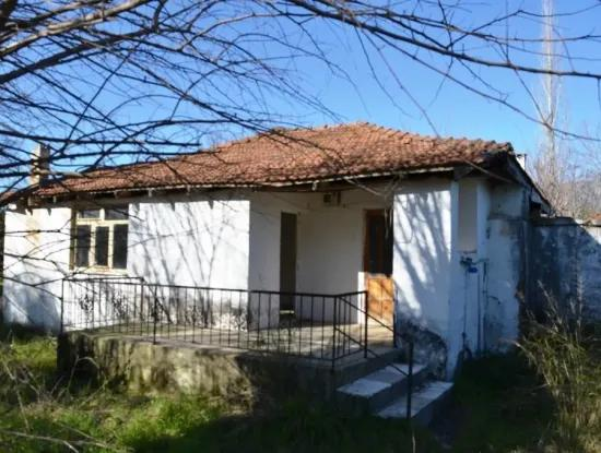 Beyobası Nda Satılık Köy Evi Ve Portakal Bahçesi