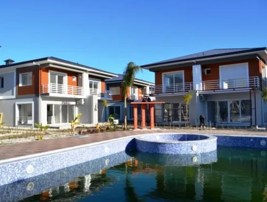 Dalamanda Satılık Yüzme Havuzlu Sıfır Lüks Villalar