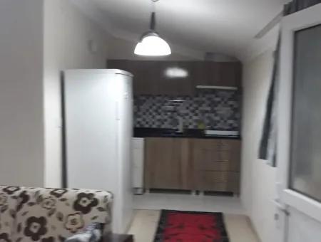 Muğla Dalyanda Kiralık Eşyalı 1+1 Çatı Katı