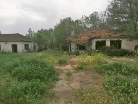 Ortaca Güzelyurtta Satılık Arazi Ve Eski Köy Evi