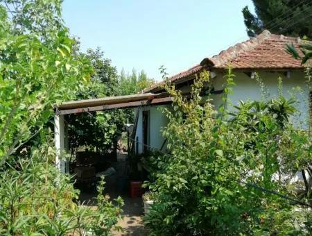 Köyceğiz Döğüşbelende Satılık Köy Evi