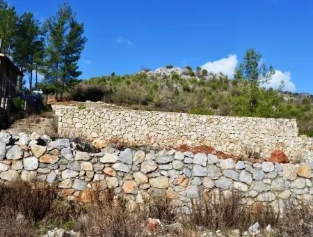 Fethiye Kızılbelde Satılık İmarlı Arsalar
