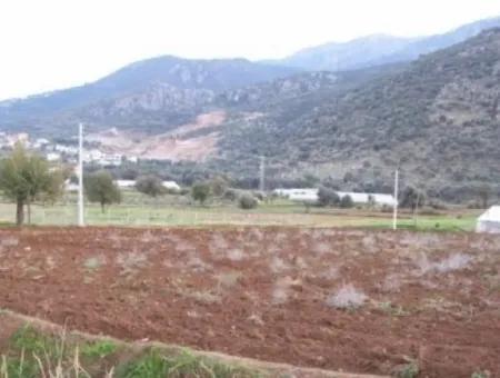 Fethiye Esenköy De Yatırıma Uygun Arazi Satılık Veya Takas