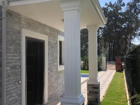 Fethiye Hisarönünde Satılık Müstakil Sıfır Villa